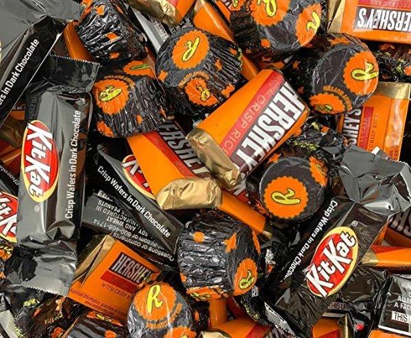 好时黑巧克力+Reese's+KitKat-3磅