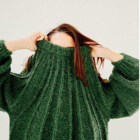 折扣区5折或直减£55 正价加入折扣 £10起收纯色、拼色多款Urban Outfitters 大毛衣专场 兼具慵懒酷帅 又能显高显瘦 大毛衣真的可