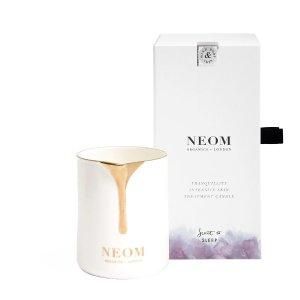 Neom蜡烛融化后可用作按摩精油精油蜡烛