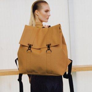 4折起 背包£29 防水外套£35Rains 超低价 全球最佳机能设计雨衣背包 科学为你挡风挡雨