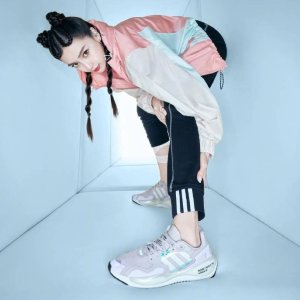 正价7折 折扣区5折起+额外8.5折Adidas 官网大促 运动鞋专场 各种明星同款白菜价等你入