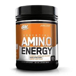 亚马逊销量冠军 千余好评Optimum Nutrition Preworkout 基础氨基酸能量补剂促销