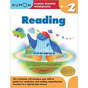 Kumon 二年级阅读