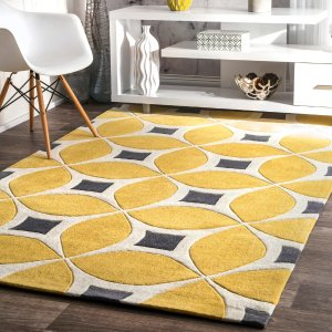 HouzzHand-Tufted Gabriela Area Rug - Contemporary - Area Rugs - by nuLOOM