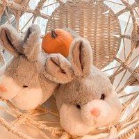 Caramella Bubble 兔子拖鞋