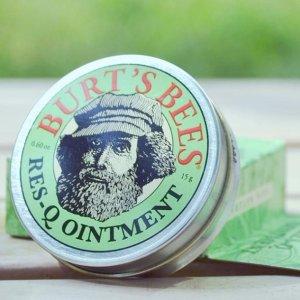 $18.46 包邮Burt's Bees 小蜜蜂神奇紫草膏 0.6oz 3个装