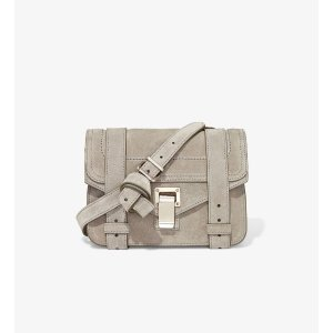 Suede PS1 Mini Crossbody