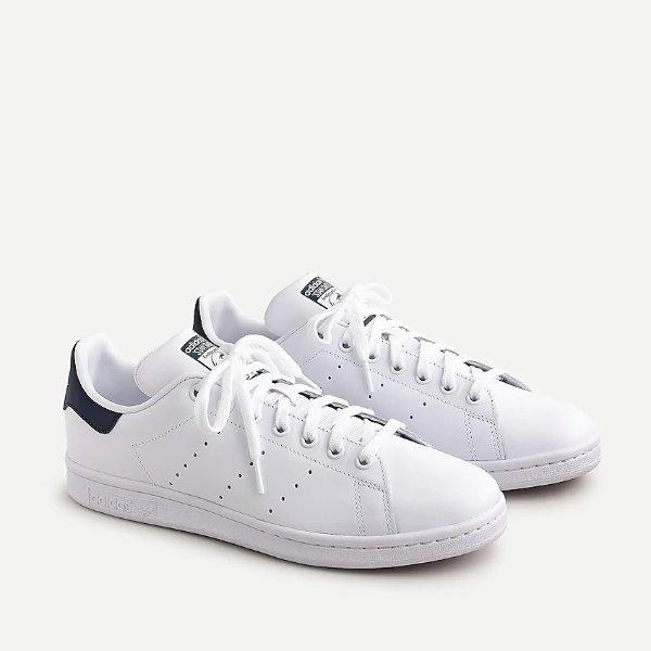 Adidas® Stan Smith 黑尾小白鞋