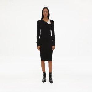 Stretch Raglan Dress