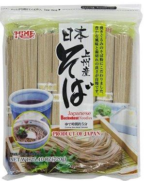 $5.59包邮(原价$15.99)Hime 日式荞麦面, 720克