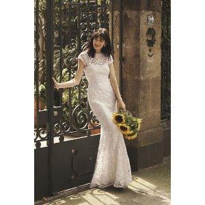 Davids Bridal鱼尾婚纱