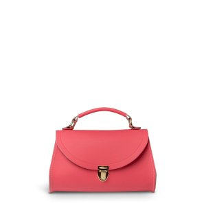 Mini Poppy Bag in Leather - Gambol Matte