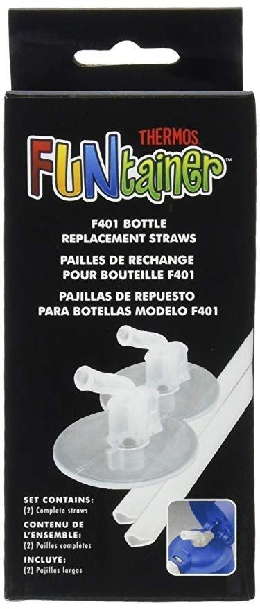 儿童吸管杯替换吸管2个装