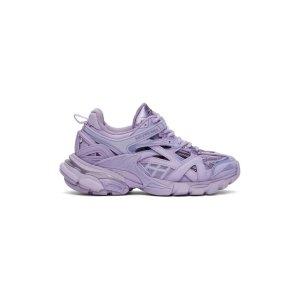 BalenciagaTrack 2.0 香芋紫老爹鞋
