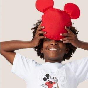 开售啦Columbia与迪士尼合作款上新 当米老鼠爱上户外运动