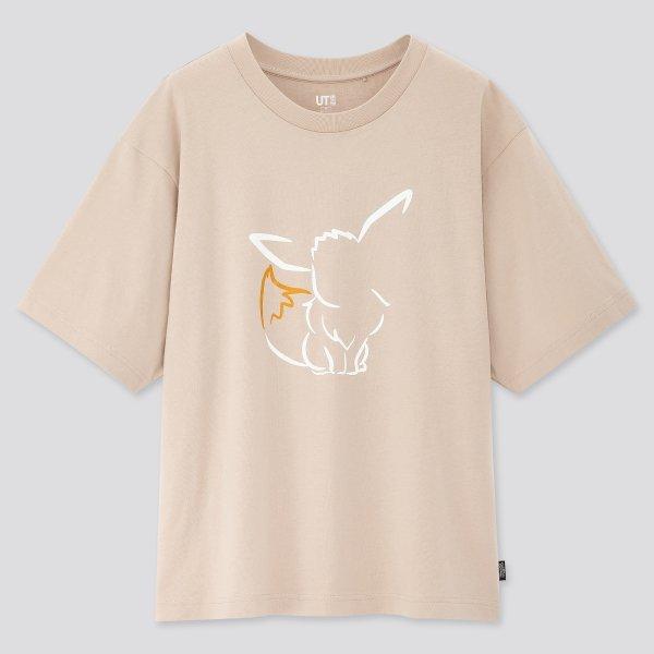 伊布 T恤
