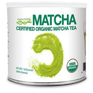 $16.09闪购:Matcha DNA 1磅装有机抹茶粉
