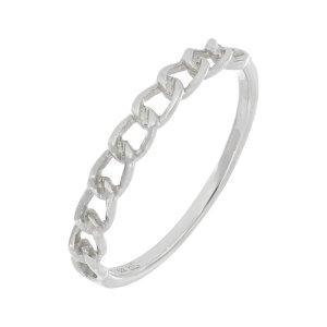 Bony Levy14K White Gold Link Ring