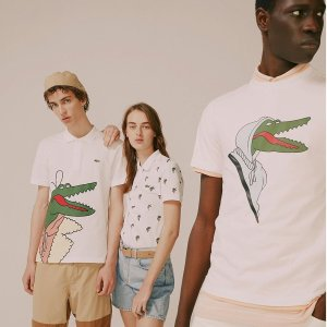30% OffLacoste Croco Series Collections on Sale