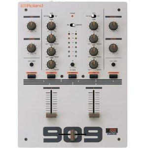 Roland DJ-99 双通道 DJ调音台