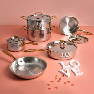 低至3.8折+订阅9折Zwilling双立人 刀具、锅具厨房用品2月好价 德国主妇的骄傲
