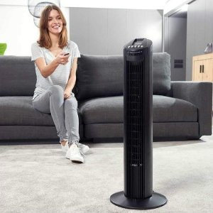 低至6.8折LE BHV 精选电扇热促 高温预警 你准备好了吗