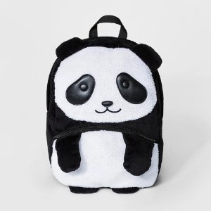 Cat   JackGirls  Panda Backpack - Cat   Jack™ Black d2f51f7d68f60