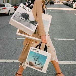 折扣区3-5折最后一天:Aritzia 季末特卖 小仙女最爱美衣美裙买起来