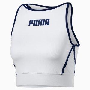 Puma黑白双色x PAMELA REIF  运动背心