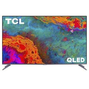 "TCL 55S535 55"" 4K HDR QLED Roku TV 智能电视"