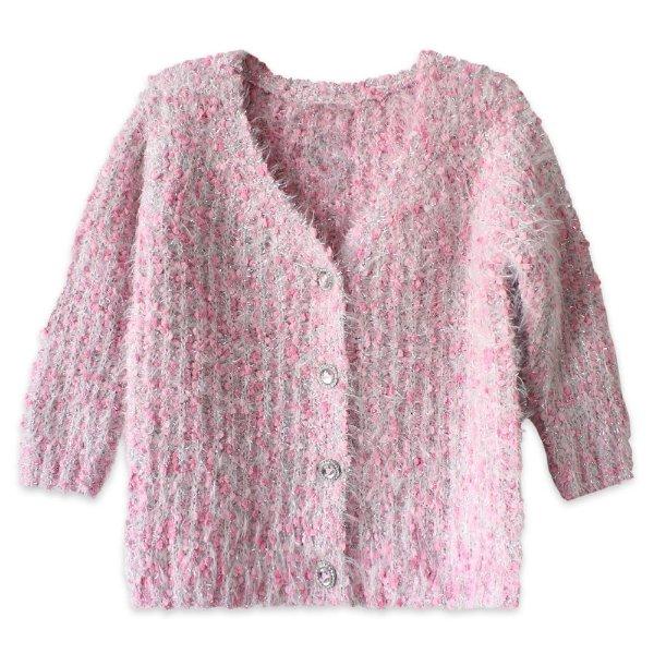 女童编织衫