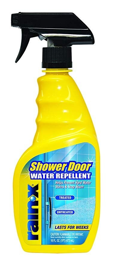 浴室玻璃门清洁剂