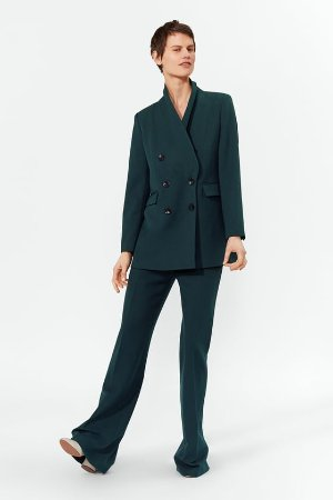 DOUBLE BREASTED JACKET - SUITS-WOMAN | ZARA United States