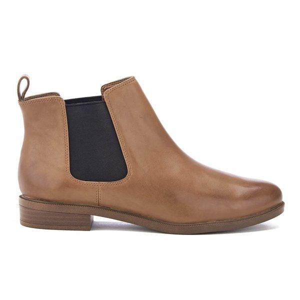 皮靴- Tan