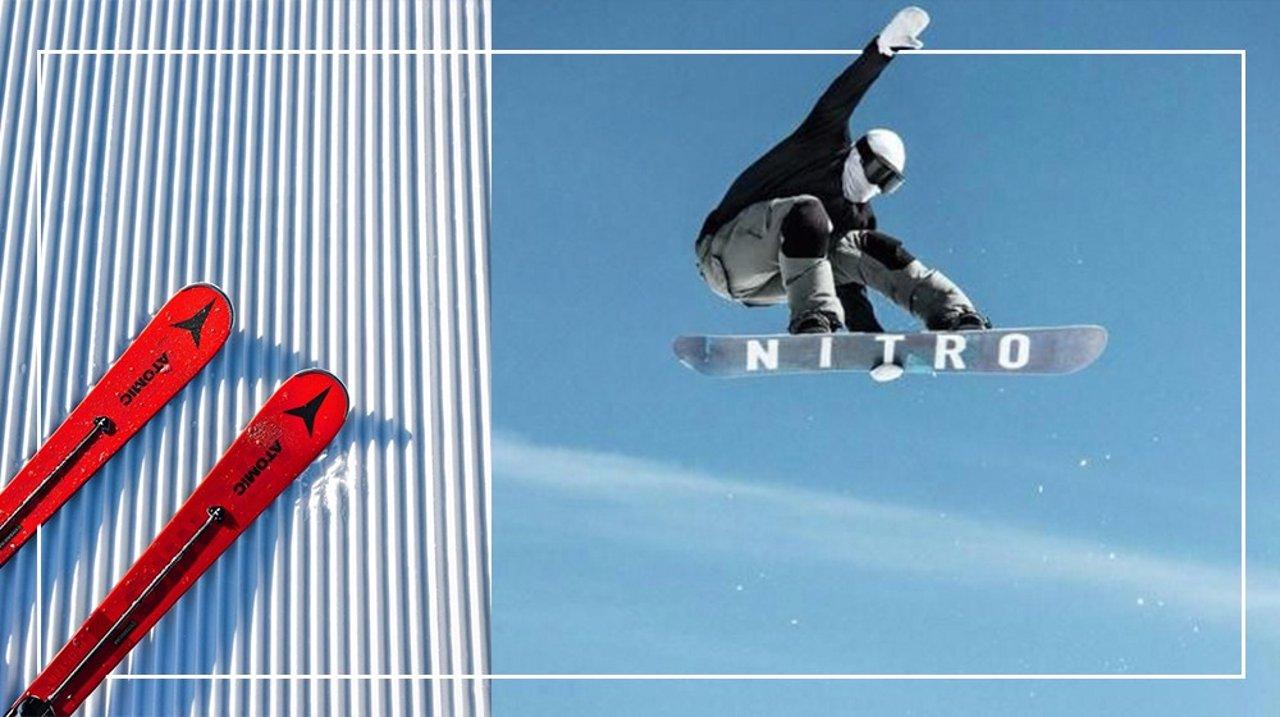 滑雪新手看过来!16个雪板品牌推荐!附滑雪装备购买攻略