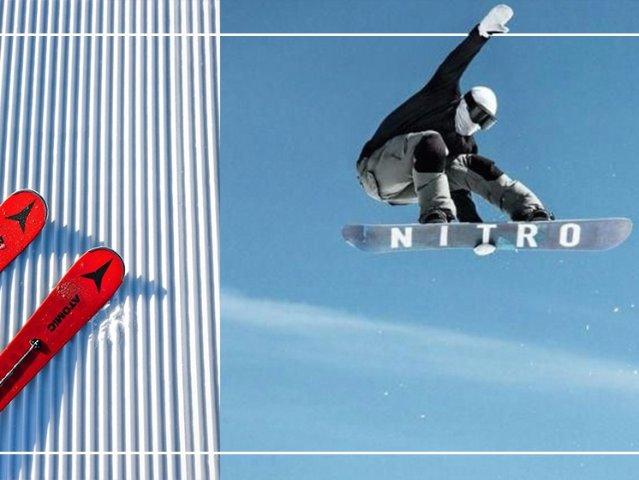 滑雪新手看过来!16个雪板品牌推荐...