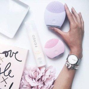 低至7.5折  内附选款指南Foreo 精选洁面工具热卖 可以用一辈子的洗脸刷