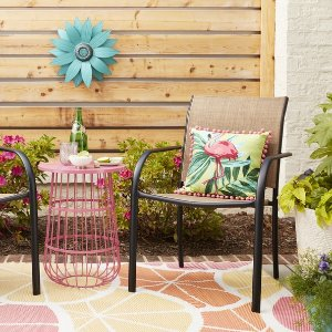 低至7折 $15收封面款座椅Lowe's 精选家居、花园、五金工具等Memorial Day大促
