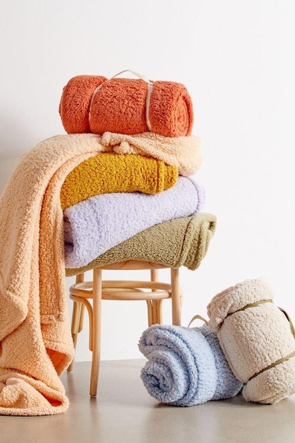 毛毯 多色