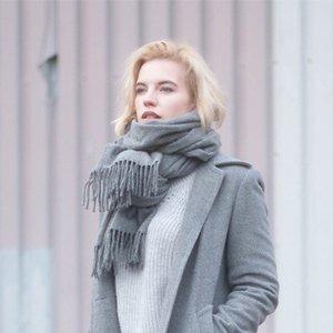 再降!4折起,BBR新款加入上新:Ssense 精选大牌围巾特卖,冬日时尚杀手锏