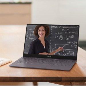 $1299起 仅重950g三星 Galaxy Book S 发布 首款搭载Lakefield处理器的笔记本