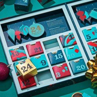 DAVIDsTEA $50加送杯/勺圣诞倒数日历 老友记惊喜纪念套装$24 Lego圣诞系列超吸睛
