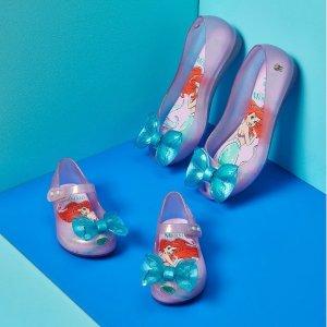 7.5折 包邮包退mini melissa 女童鞋促销,软萌可爱适合春夏