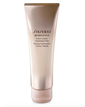 Benefiance Extra Creamy Cleansing Foam, 4.4 oz.