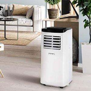 $158起 清凉一夏Amazon 多款小型空调夏季热卖