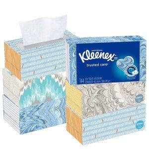 $8.06Kleenex 特柔面巾纸144抽,6盒
