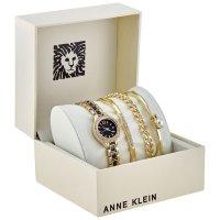 Anne Klein 手表手链4件套