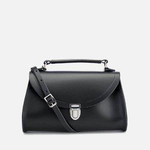 The Cambridge Satchel CompanyWomen's Mini Poppy Shoulder Bag - Black