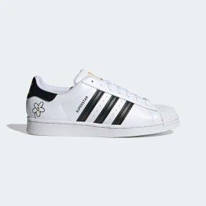 Adidas鞋舌有米奇图案!Mickey Mouse 联名款Superstar
