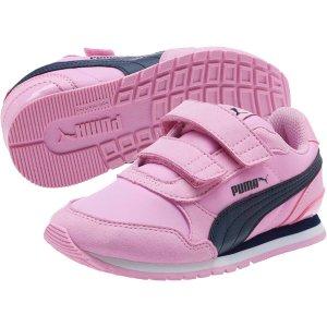 低至2.3折+包邮最后一天:PUMA官网 儿童服饰鞋履半年度大促